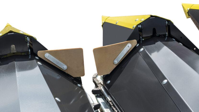 Zusatzaustattung Kolbenfänger für Maispflücker